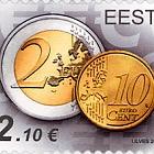 Euro Stamp - 2.10