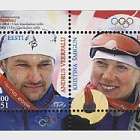 Kristina Smigun & Andrus Veerpalu - Double Oympic Winners- M/S