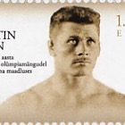 First Olympic Medal Won By An Estonian