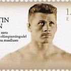 Primera Medalla Olímpica Ganada Por Un Estonio