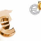 Euro Stamp - €1.00