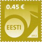 Definitive Stamp - 0.45 €