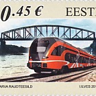 Railway Bridges - Joint Issue - Estonia, Latvia and Lithuania