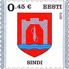 Definitive Stamp - Sindi