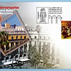 125 years of the First Philatelic Fair of Barcelona