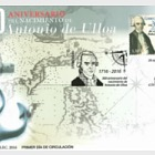 300 Anniversary of the Birth of Antonio de Ulloa