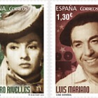 Spanish Cinema - Amparo Rivelles and Luis Mariano