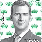 Definitives - HM King Felipe VI