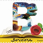 12 Months, 12 Stamps - Barcelona