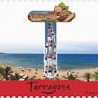 12 Months, 12 Stamps - Tarragona