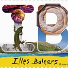 12 months, 12 stamps - Illes Balears