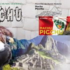 Wonders of the modern world - Macchu Picchu
