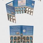 Coin & Stamp - Segovia Aqueduct