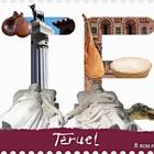 12 months, 12 stamps - Teruel
