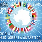 Ephemerides - Madrid Protocol on Antarctica 1998-2018