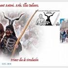 Fiestas Populares - Festes de Sant Antoni. Artà. Illes Balears