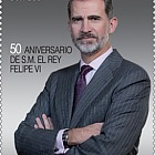 50th Anniversary HRH King Felipe VI