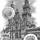 World Heritage - Santiago de Compostela (misplaced product)
