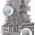 World Heritage - Santiago de Compostela (Artist's Proof)
