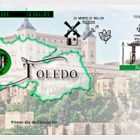 12 Months, 12 Stamps - Toledo