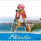 12 Months, 12 Stamps - Alicante