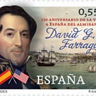 150th Anniversary of Admiral Farragut's Visit to Spain
