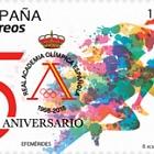 50 ° Anniversario dell'accademia Olimpica Reale Spagnola