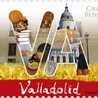 12 Monate, 12 Briefmarken - Valladolid