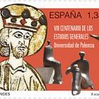 VIII Jahrhundert der allgemeinen Studien - Universität von Palencia