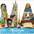 12 Months, 12 Stamps - Malaga