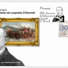 150th Anniversary of the death of Leopoldo O'Donnell