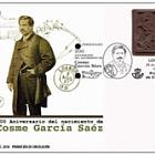 200th anniversary of the birth of Cosme García Sáez