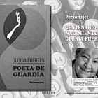 100th Anniversary of the Birth of Gloria Fuertes (philatelic proof)