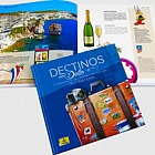 Tourism - Destinations with Stamps
