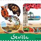 12 Months, 12 Stamps - Seville