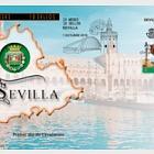 12个月,12枚邮票 - 塞维利亚
