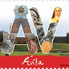 12 Months, 12 Stamps - Avila