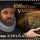 450 anni della Biblia del Oso e 5 ° centenario della riforma protestante