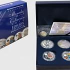 Collezione di monete 2018