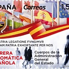 Spanish Diplomatic Career