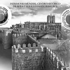 World Heritage - Ávila (philatelic proof)