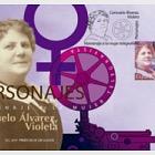 孔苏埃洛·阿尔瓦雷斯 - 紫罗兰 - 向电报女性致敬