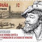 500 aniversario de la llegada de Hernán Cortés a México y la fundación de la ciudad de Veracruz