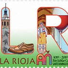 12 Months, 12 Stamps - La Rioja