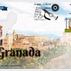 12个月,12枚邮票 - 格拉纳达