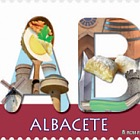 12 Months, 12 Stamp - Albacete - CTO