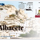 12 Months, 12 Stamp - Albacete