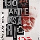 Efemérides, 130 Años de UGT (1888-2018)