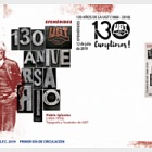 Anniversaries, 130 Years of the UGT (1888–2018)