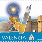 12 Months, 12 Stamps - Valencia